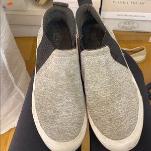 Zara slip on sneakers